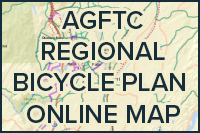 Regional Bike Map Icon